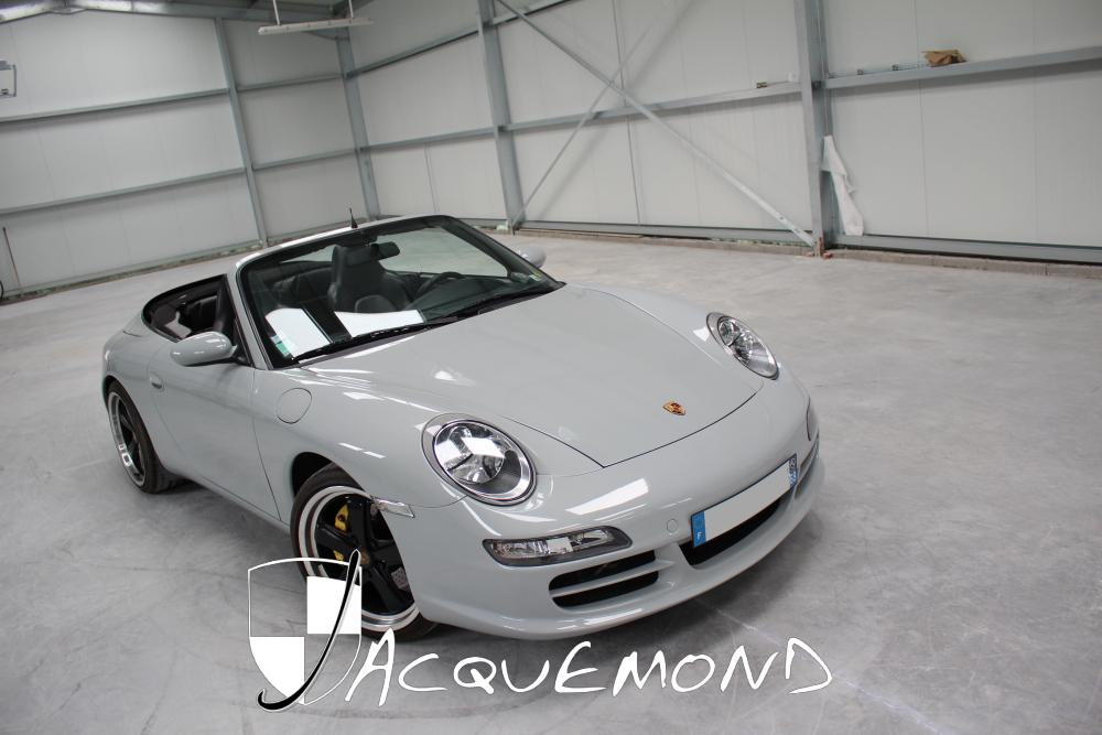 Facelift 997 pour Porsche 996 Jacquemond
