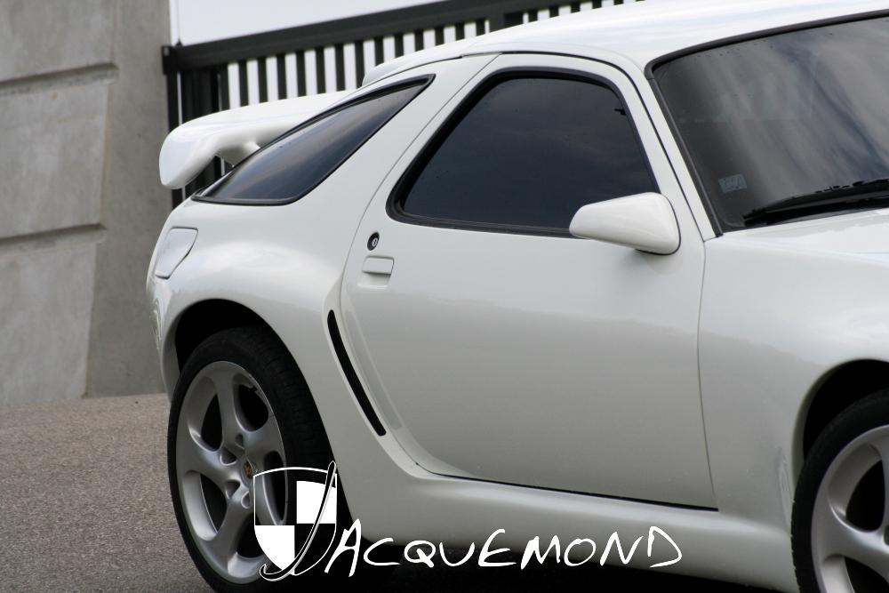 kit large hgo pour Porsche 928 Jacquemond