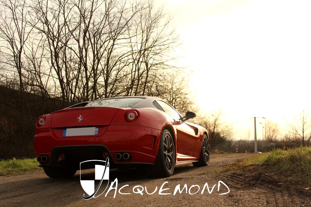 Ferrari 599 Assoluta GTO Jacquemond