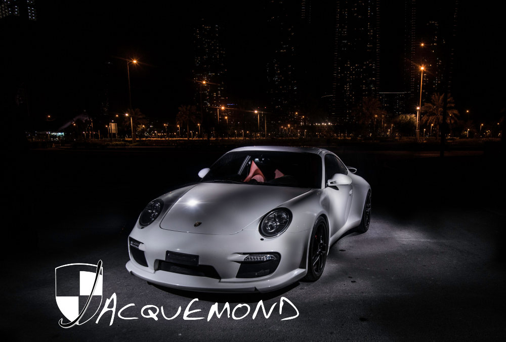 Porsche 997 kit large Jacquemond