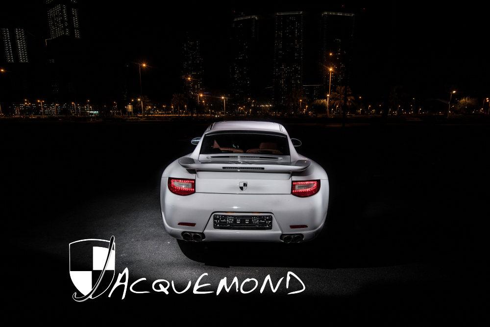 Porsche 997 kit large Jacquemond