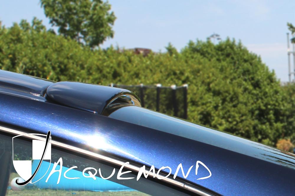 spoiler de toit pour Porsche 997 Jacquemond