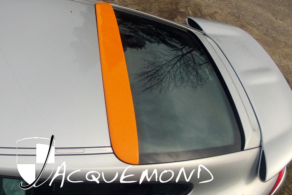 spoiler de toit Porsche 997 par Jacquemond