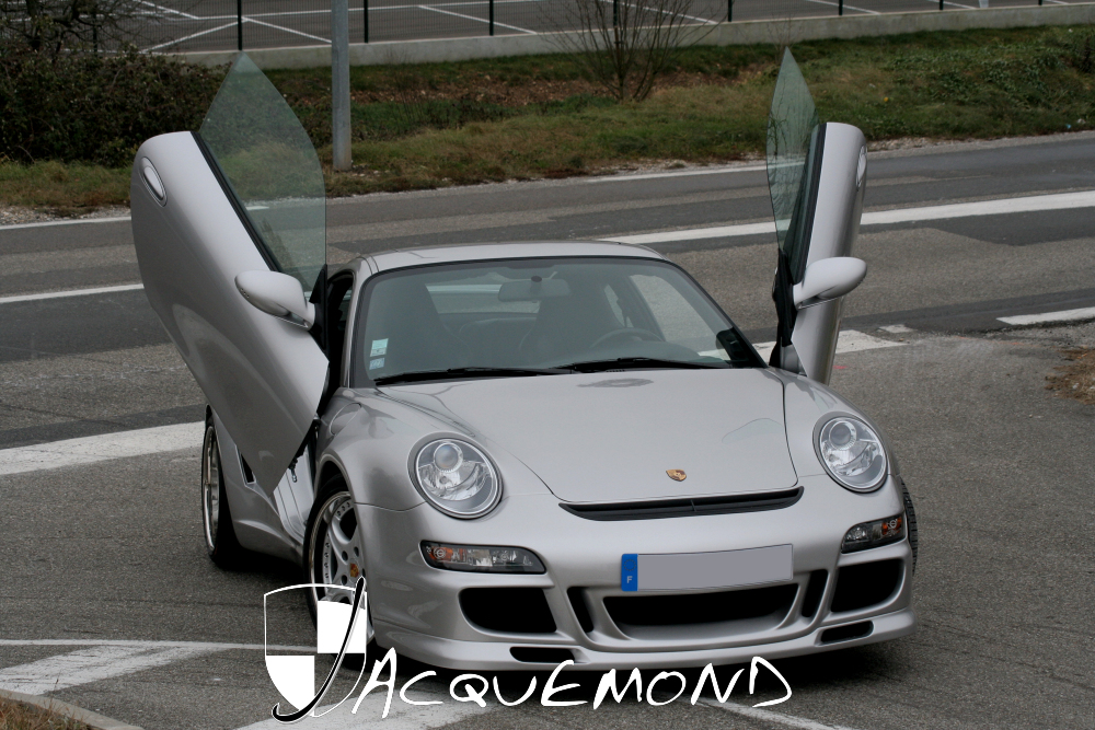 Kit large Absolute pour Porsche 996 Jacquemond