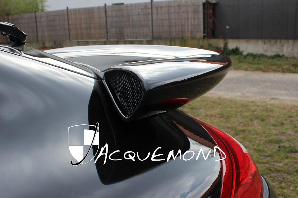 aileron arrière Darus pour Porsche 996 Jacquemond