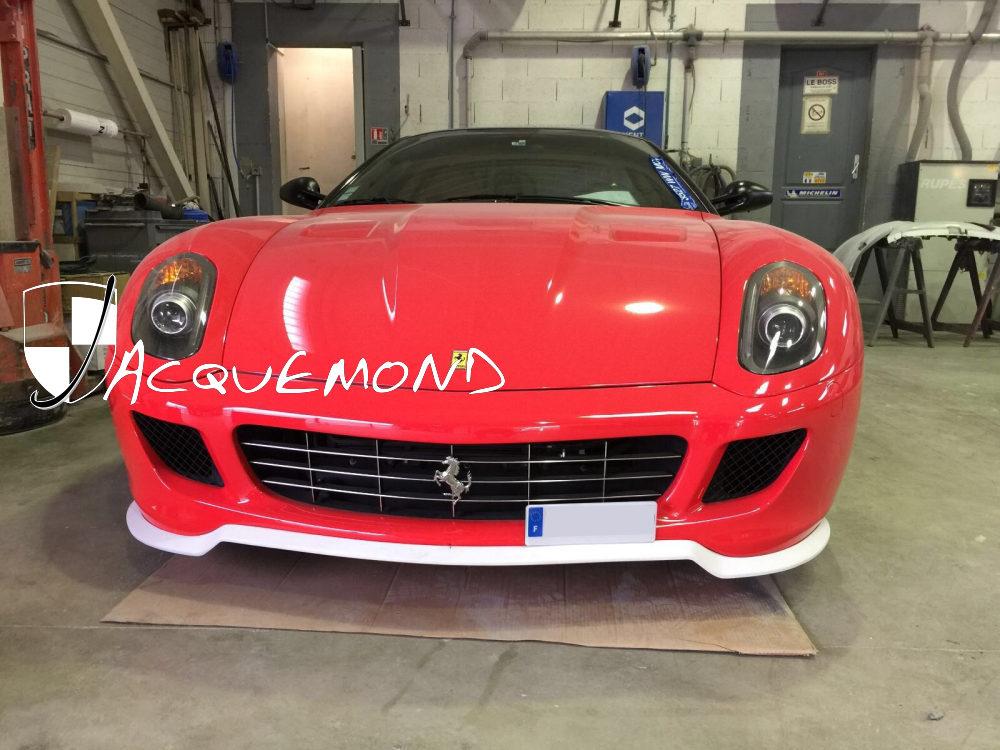 Lame avant Ferrari 599 Assoluta GTO Jacquemond