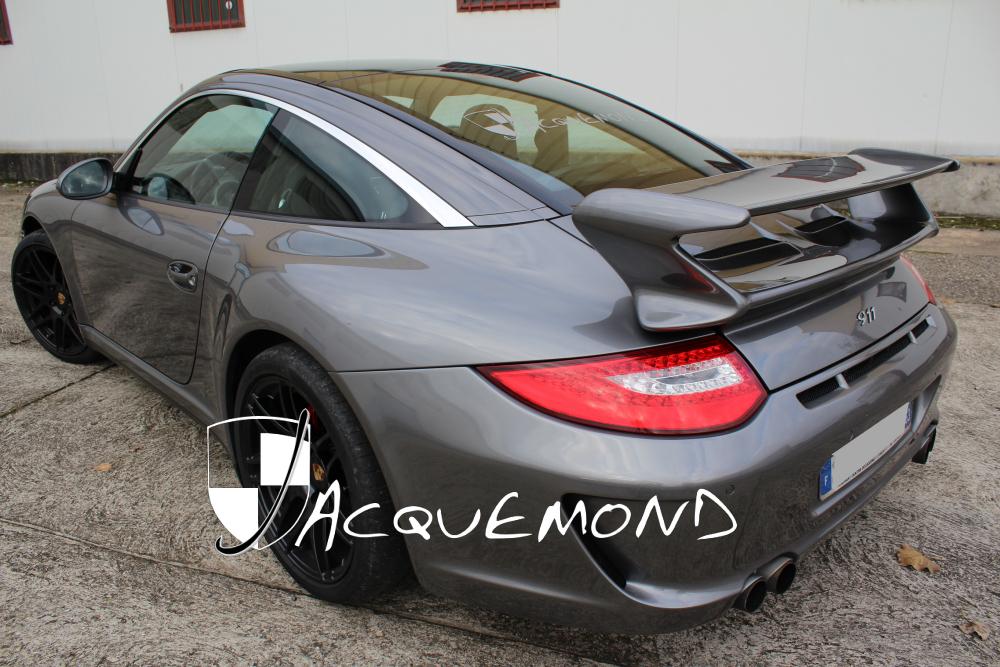 aileron arrière 997 GT3 pour Porsche 997  Mk1, mk2 Jacquemond