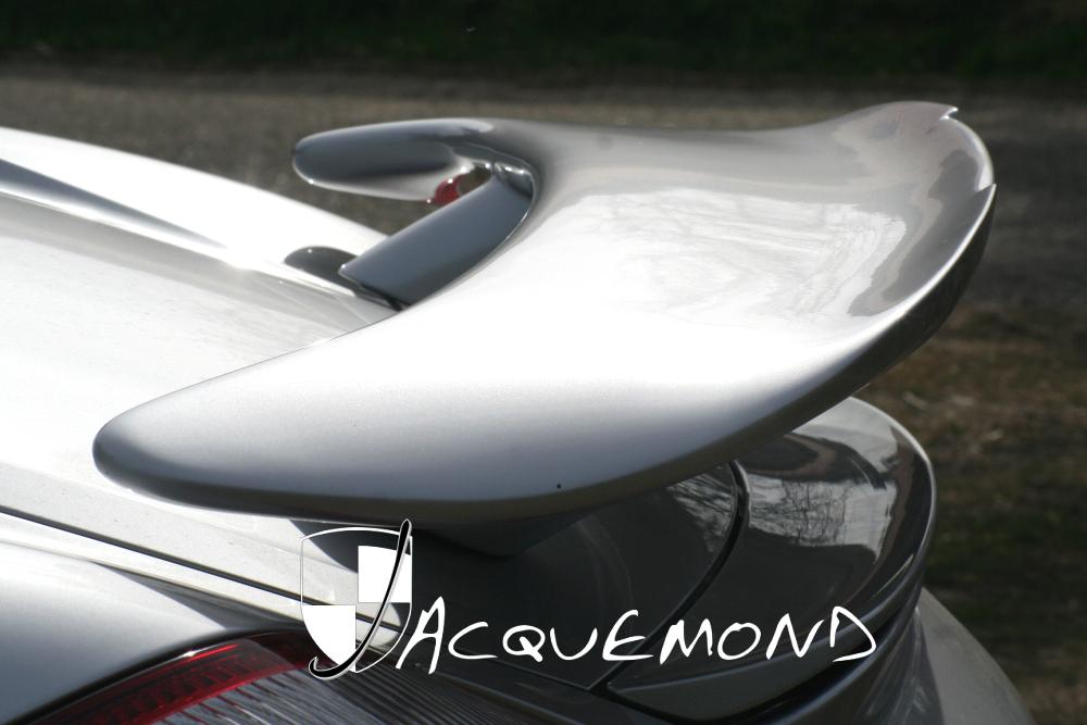 aileron arrière pour Porsche 987 Cayman Mk1, mk2 Jacquemond