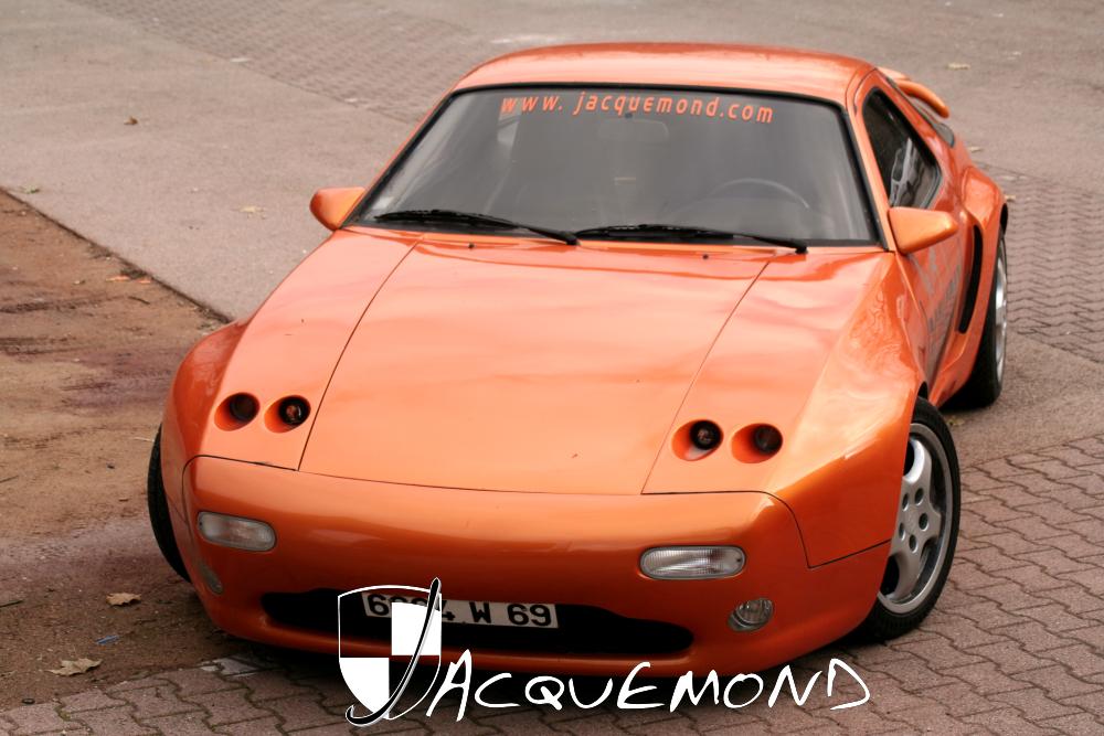 kit large Porsche 928 Jacquemond