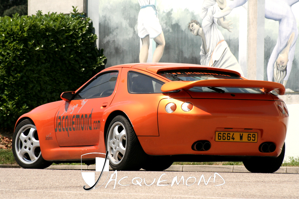 kit large Porsche 928 Jacquemond