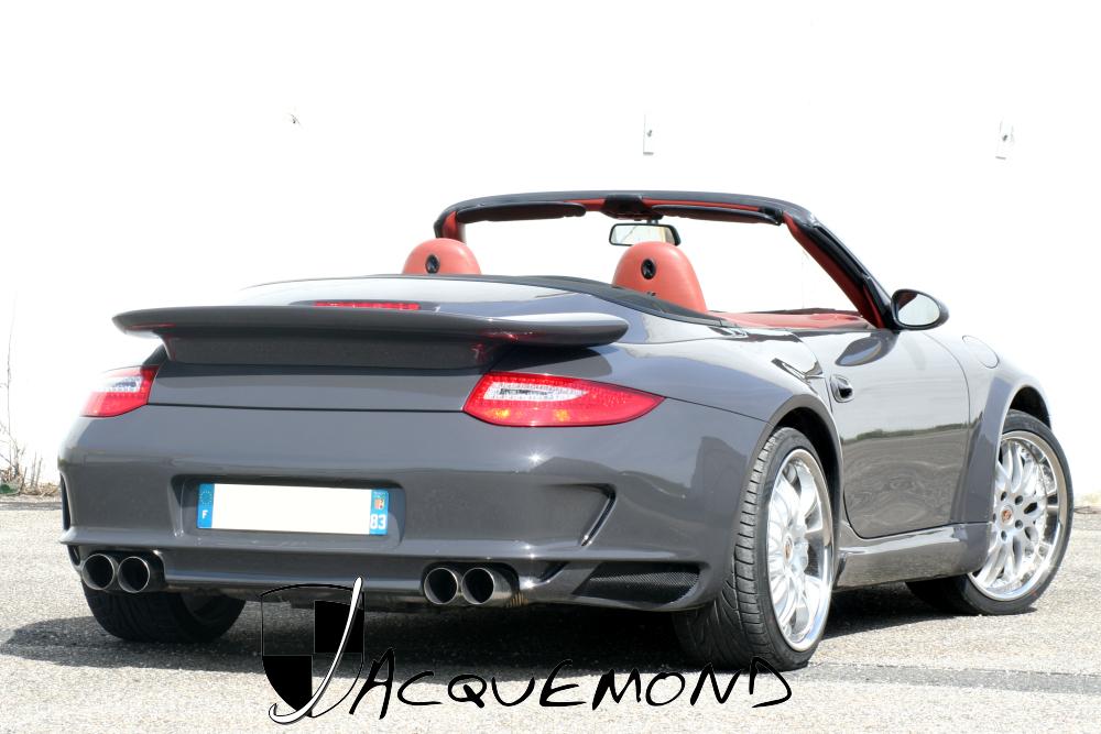 Kit large pour Porsche 996 par Jacquemond