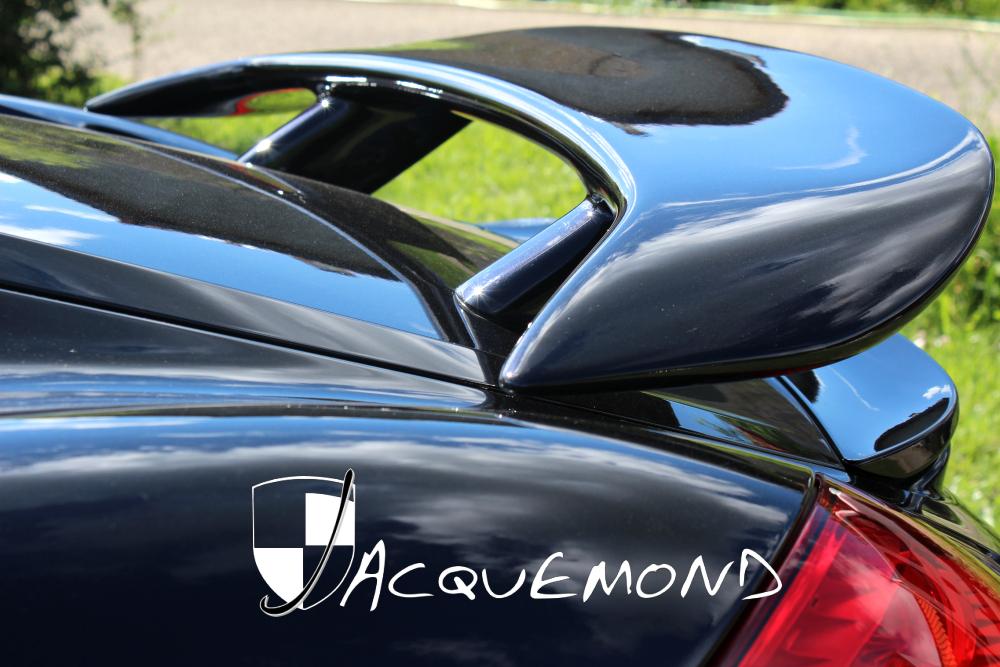 aileron arrière pour Porsche Cayman 987 Mk1 Mk2 par Jacquemond