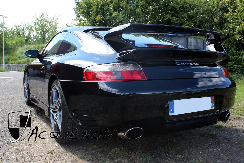 Kit GT3 pour Porsche 996 Jacquemond