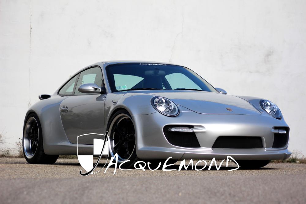 Kit large Porsche 997 par Jacquemond