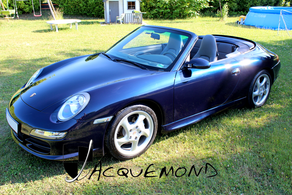 Facelift997; transformer Porsche 996 en 997 par Jacquemond