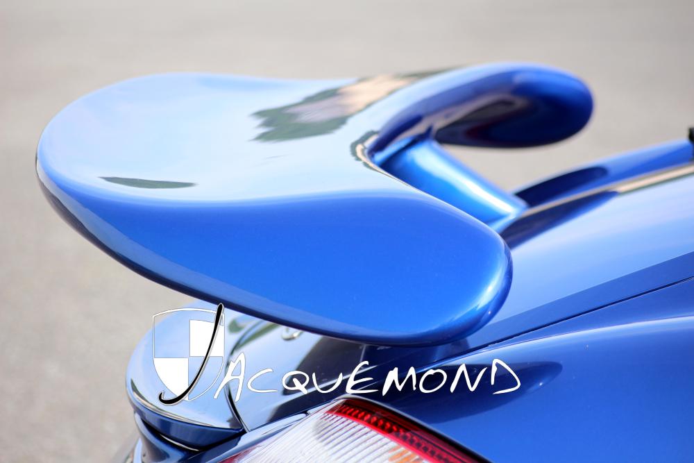 aileron arrière pour Porsche 987 Cayman par Jacquemond
