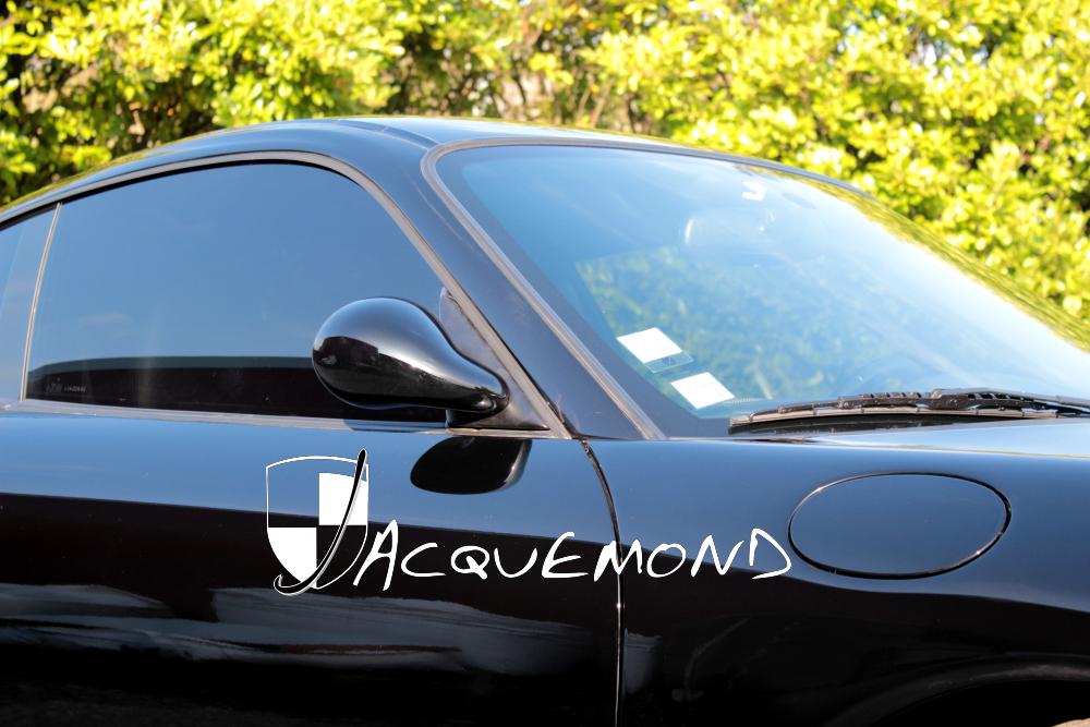 Rétroviseurs BioDesign pour Porsche 996 par Jacquemond Strosek Style.