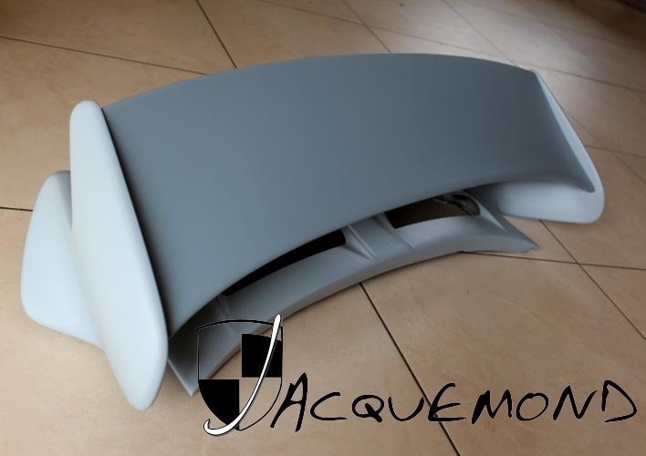 aileron  997 GT3 Evocation Jacquemond