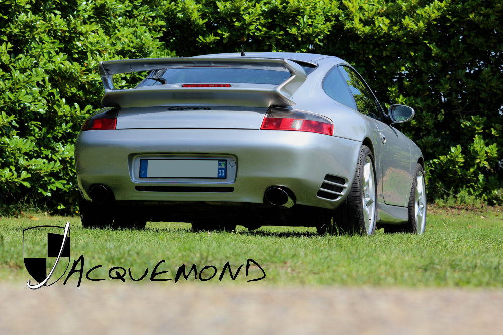 aileron 997 GT3 Evocation Porsche 996 Jacquemond