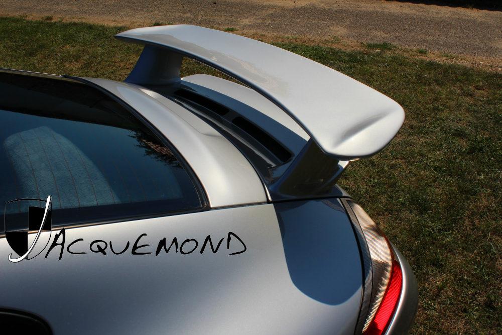aileron 996 GT3 mk2 Evocation Porsche 996 Jacquemond