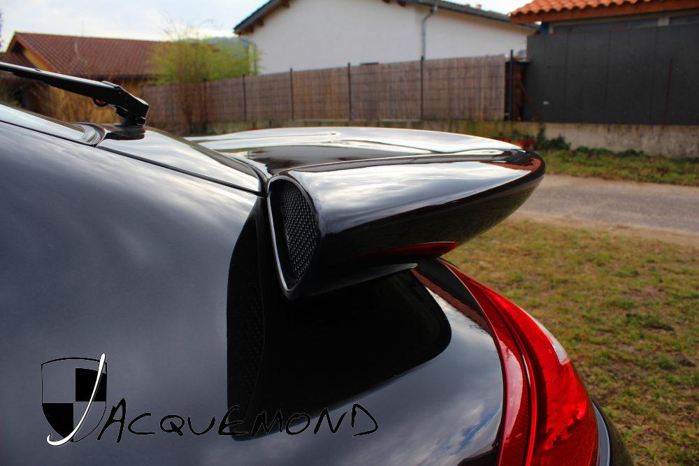 aileron arrière Darus Porsche 996 par Jacquemond