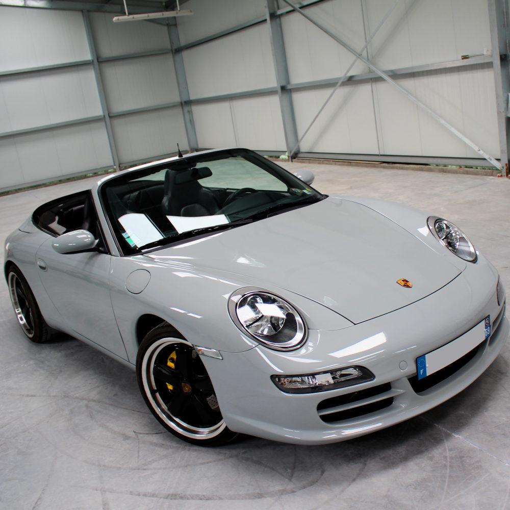 Jacquemond : Facelift997 pour Porsche 996