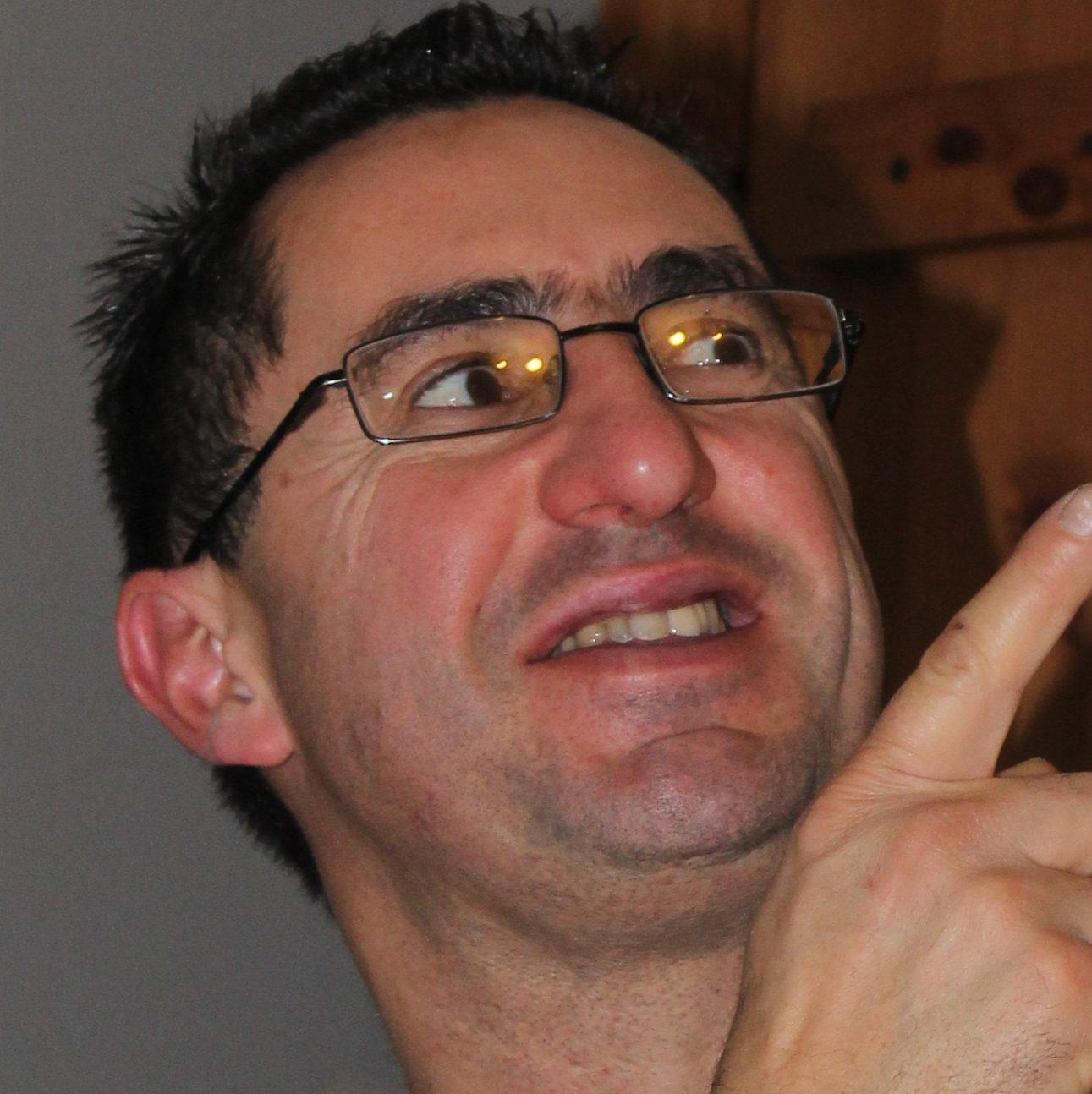 Christian Jacquemond : maitre résineur chez Jacquemond