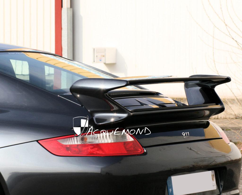 aileron arrière 997 GT3par Jacquemond