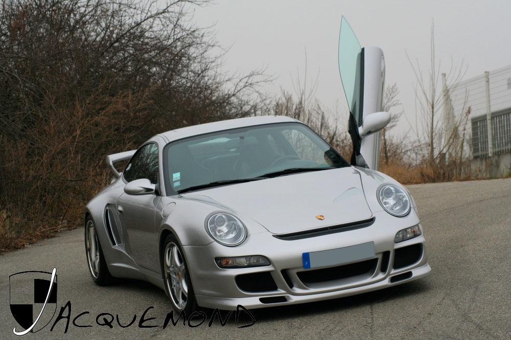 Kit large Absolute pour Porsche 996 Jacquemond