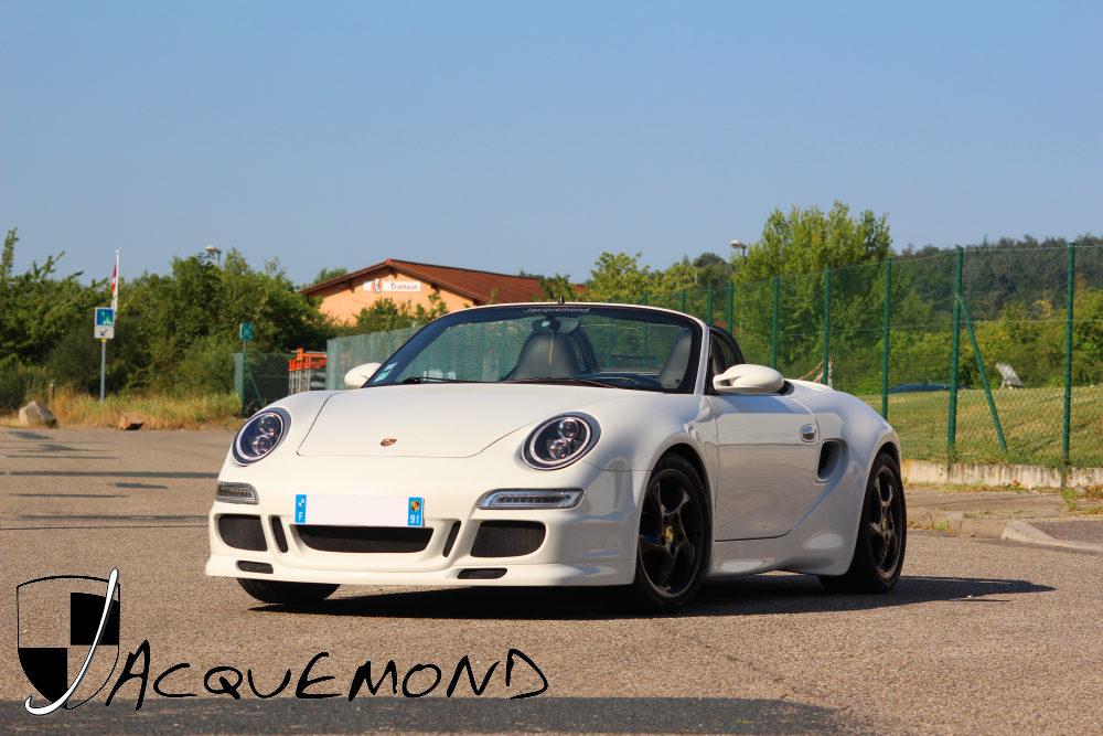 Programme de carrosserie large Porsche Boxster 986 Jacquemond