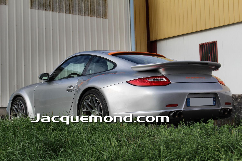 Porsche 997Lyon, kit large Jacquemond