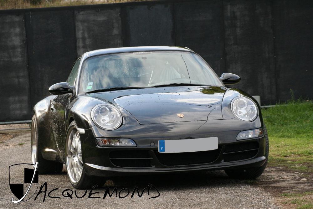 Facelift997 pour Porsche 996, transformez votre 996 en 997 par Jacquemond