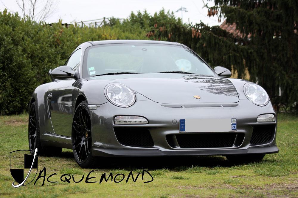Bouclier avant 997 GT3 Mk2 Evocation par Jacquemond