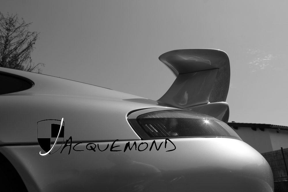 aileron arrière 996 GT3 Mk2 evocation par Jacquemond