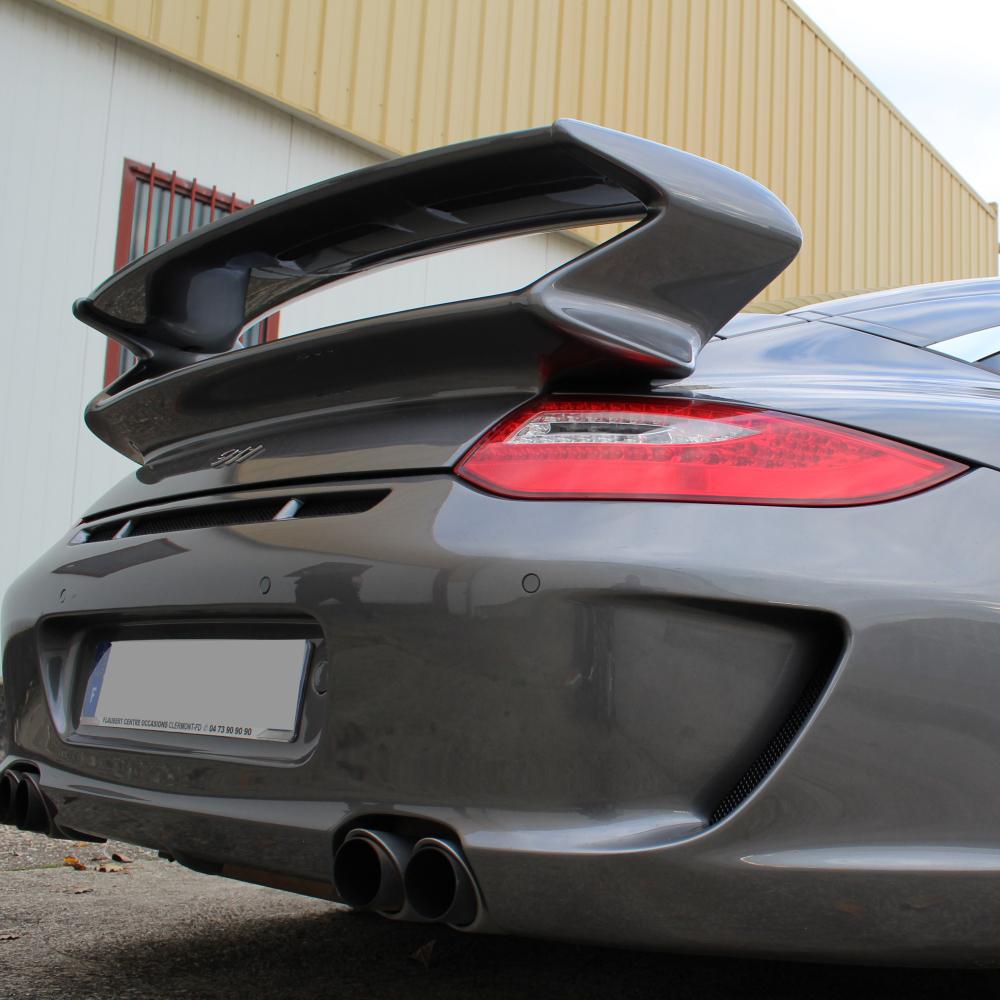Jacquemond : aileron arrière 997GT3 évocation pour Porsche 997
