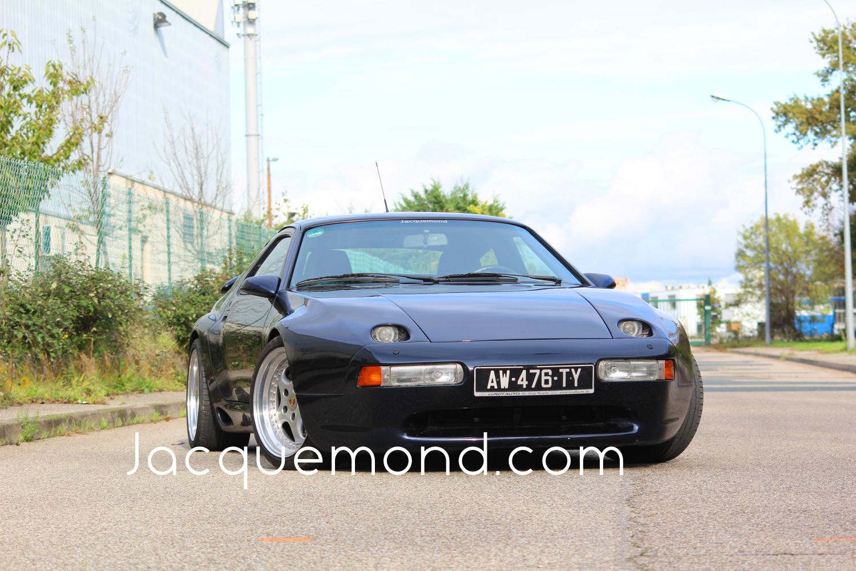 Porsche 928 kit large par Jacquemond