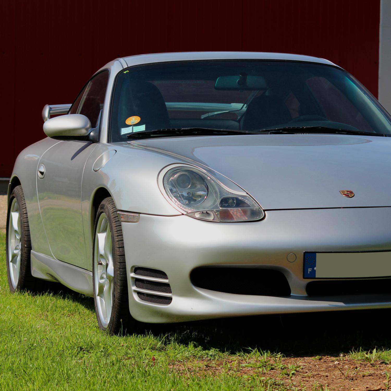 Programme Diams 996 GT3 par Jacquemond