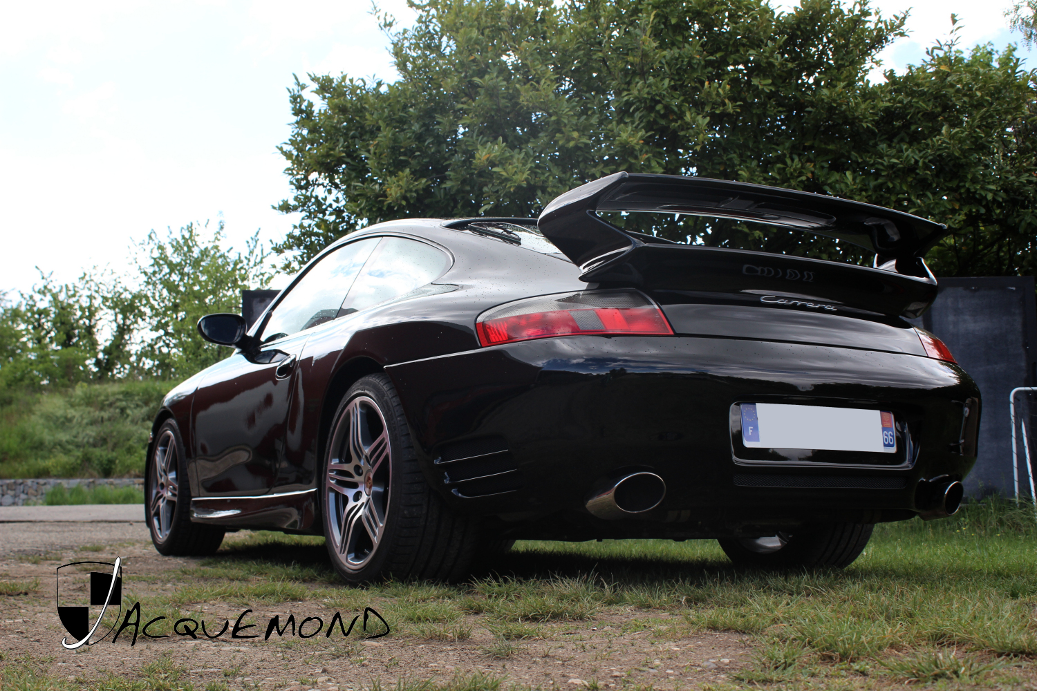 "Kit GT3 "" Diams "" pour Porsche 996 Jacquemond"
