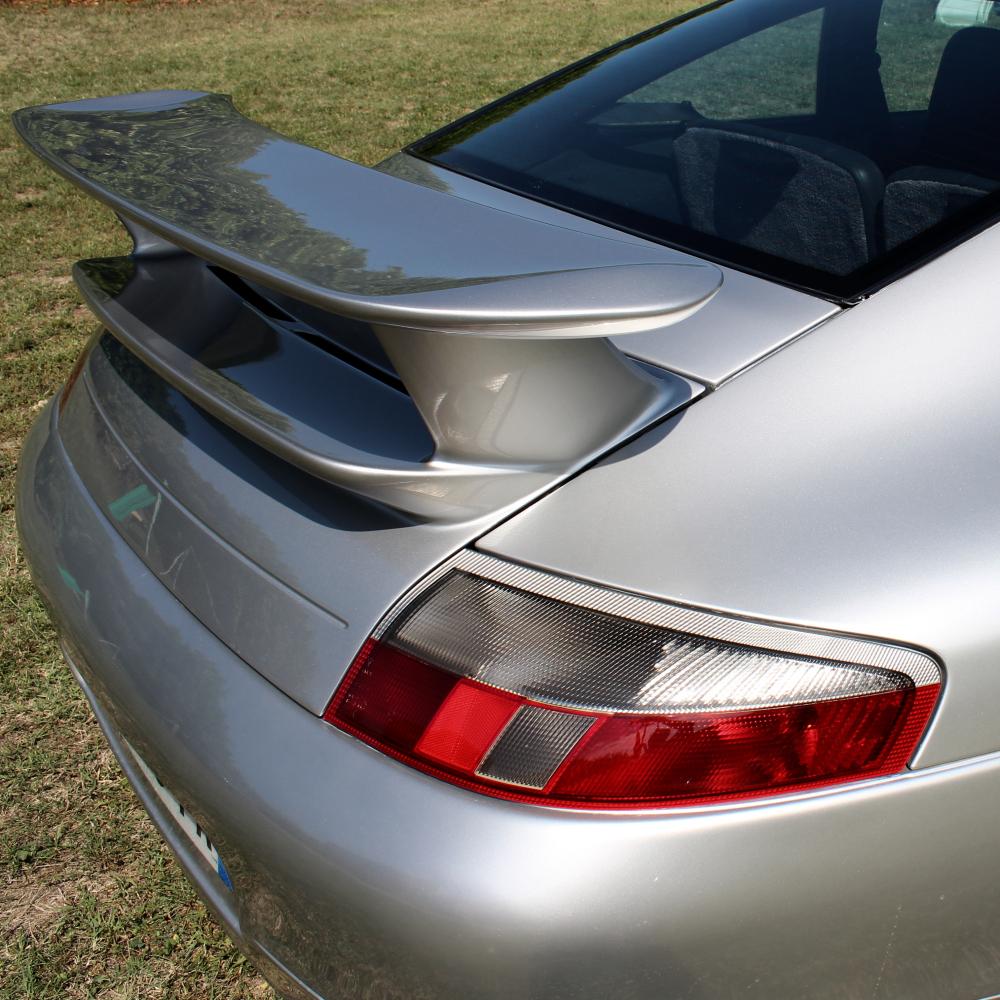 aileron 996 GT3 Mk2 Evocation pour Porsche 996 par Jacquemond