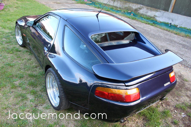 sport hatch pour Porsche 928 par Jacquemond