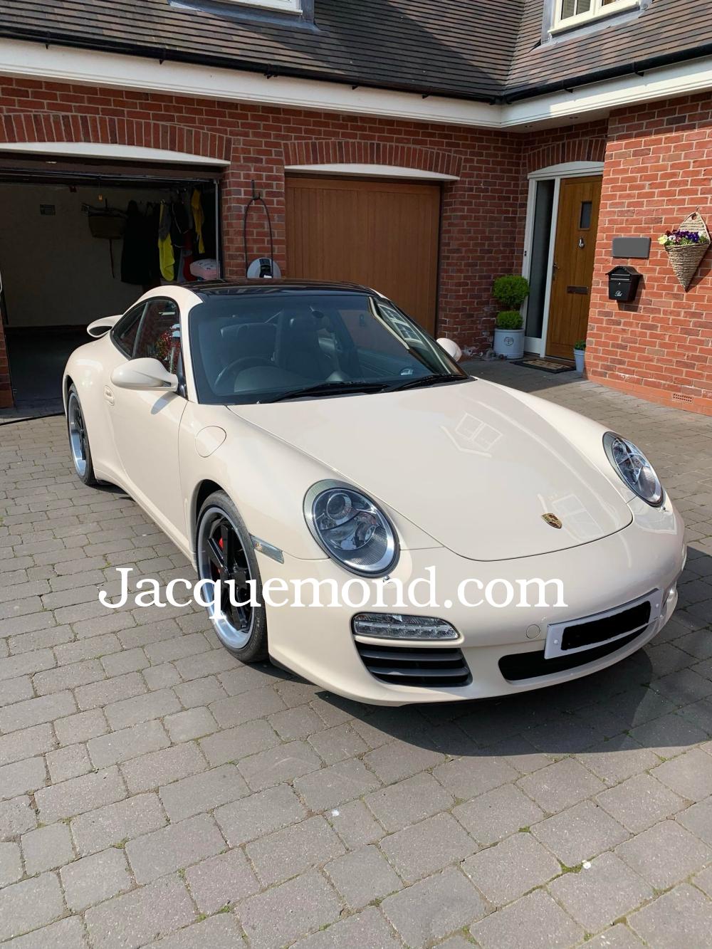 Aileron Darus pour Porsche 997 par Jacquemond.