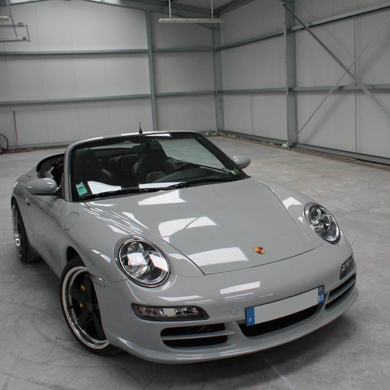 Facelift997 pour Porsche 996 par Jacquemond
