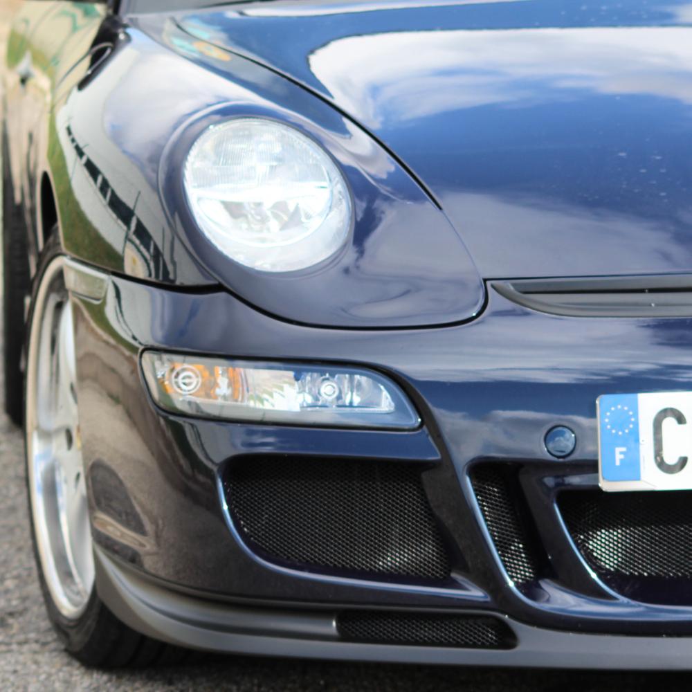 Programme 997 GT3 pour Porsche 996 par Jacquemond