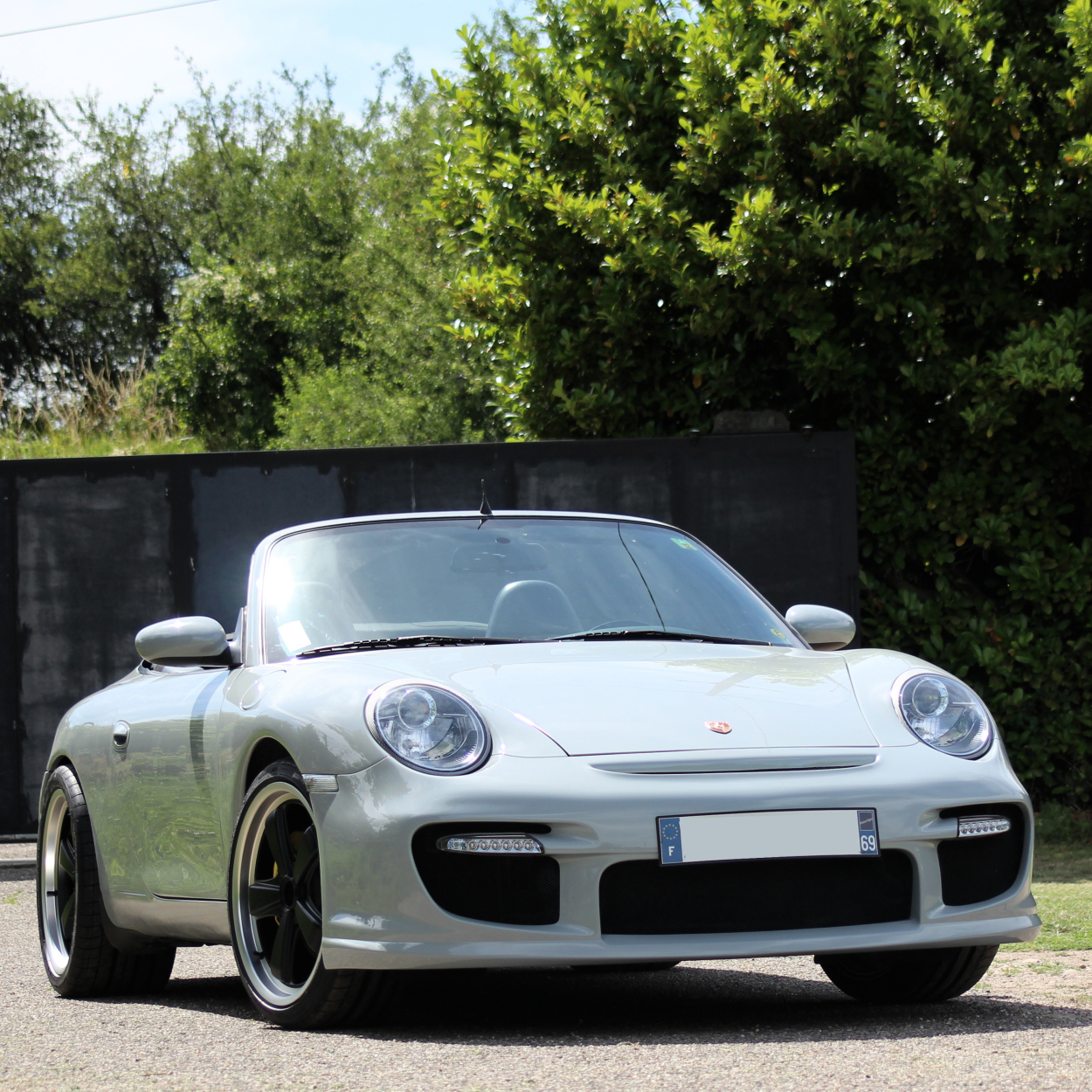 IENAFacelift pour Porsche 996 par Jacquemond