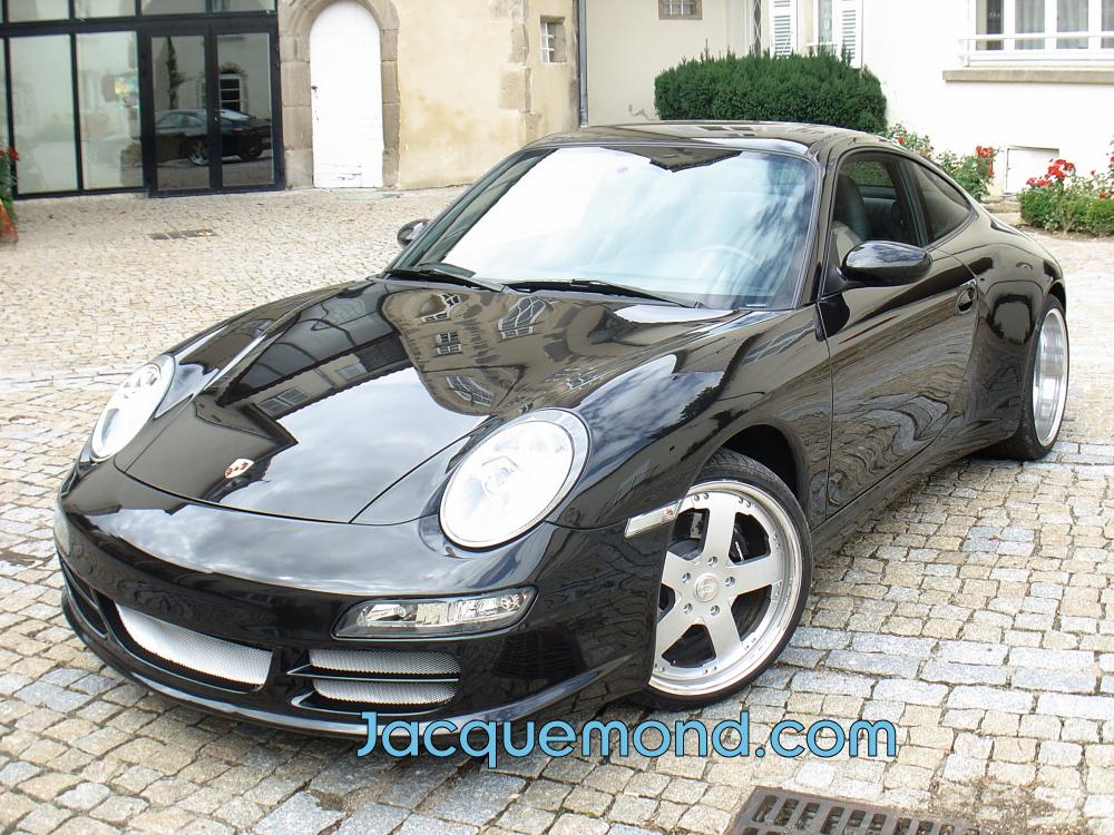 997Look pour Porsche 996