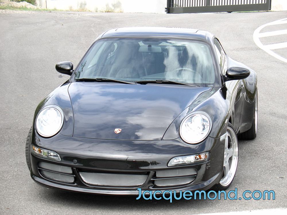 kit 997Look pour Porsche 996 par Jacquemond