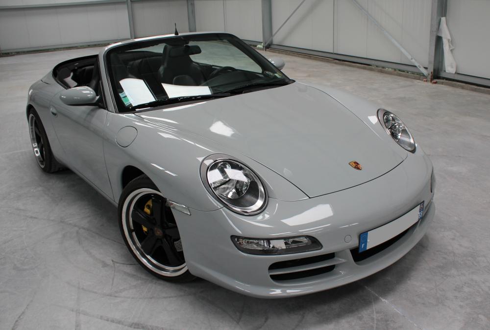 Facelift997 pour Porsche 996