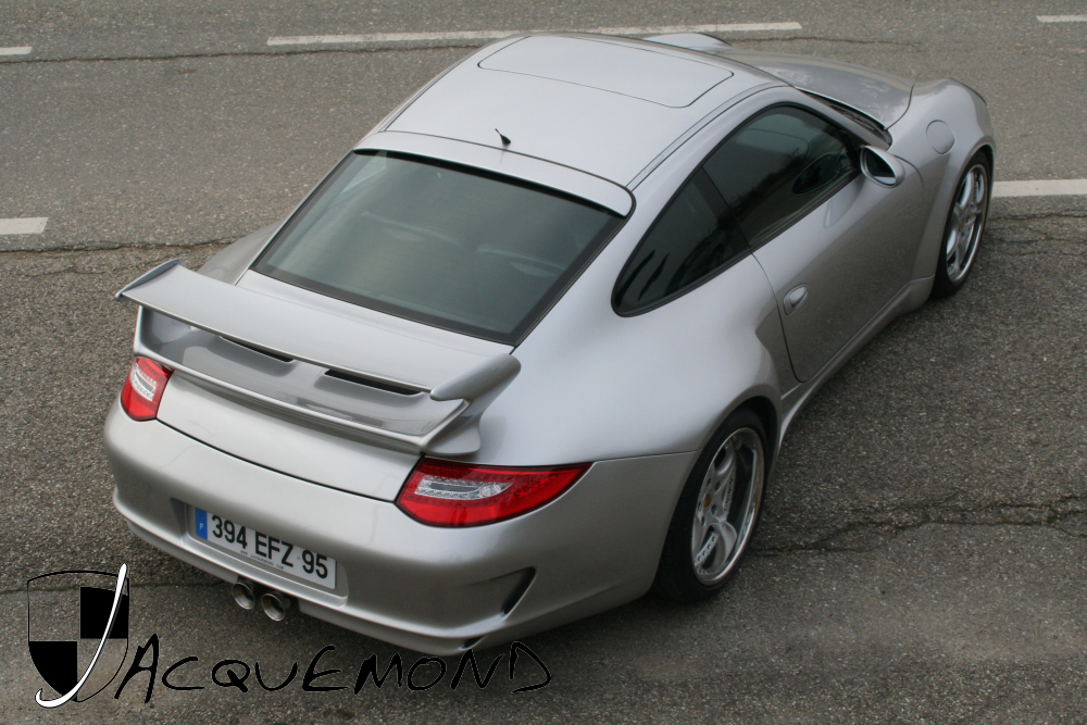 Absolute style 997 GT3 large pour Porsche 996 par Jacquemond