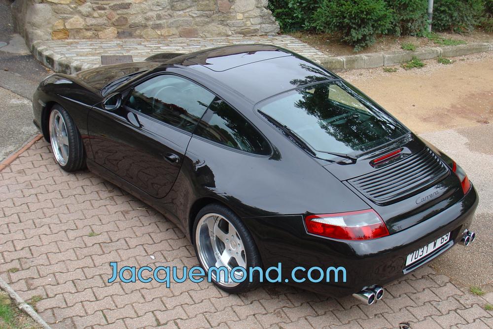 997Look pour Porsche 996 par Jacquemond
