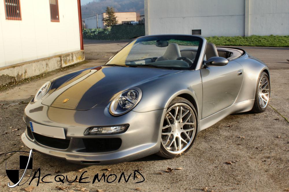 TOTAL997-09 style 997 large pour Porsche 996 par Jacquemond